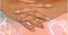 manucure ongles rongs