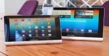 Une nouvelle tablette originale chez Lenovo : la Yoga Tablet