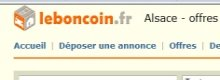 L'application pour iPhone Leboncoin.fr est disponible