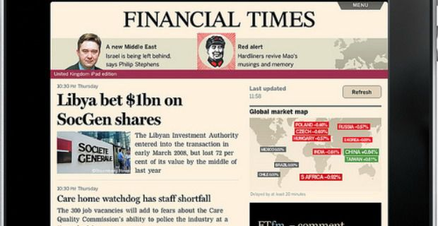 Forex trading financial times