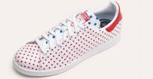 Pharrell Williams pour Adidas: voici la nouvelle collection à pois Polka Dot Pack 2014