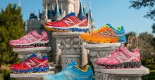Les baskets New Balance x Disney