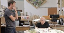 Mark Zuckerberg charge Frank Gehry de construire Facebook City
