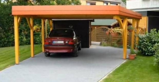 carport c est facile avec excite fr maison jardin. Black Bedroom Furniture Sets. Home Design Ideas