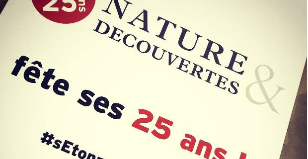 nature et d couvertes f te ses 25 ans. Black Bedroom Furniture Sets. Home Design Ideas