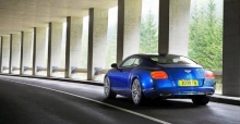 Bentley Continental GT Speed, une supercar en pantoufle