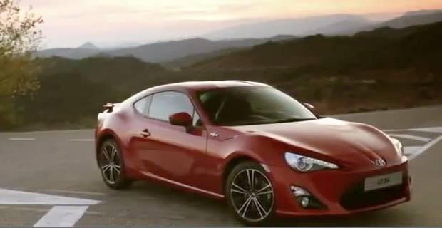 toyota gt86 cliquez et trouvez le sur excite fr. Black Bedroom Furniture Sets. Home Design Ideas