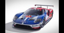 Ford GT Race Car 2016 : retour au Mans