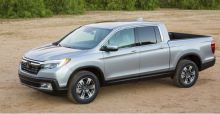 Honda Ridgeline, le pick-up moderne