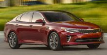Salon de New York : Kia Optima 2015