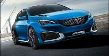 Peugeot 308 R Hybrid : Born to be wild