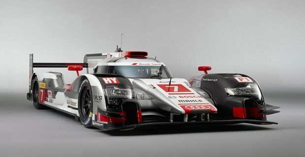 audi r18 e tron quattro 2015 pour gagner encore le mans. Black Bedroom Furniture Sets. Home Design Ideas