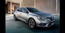 Renault Megane 2016 : officielle