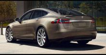 Tesla Model S70D : version 1.1