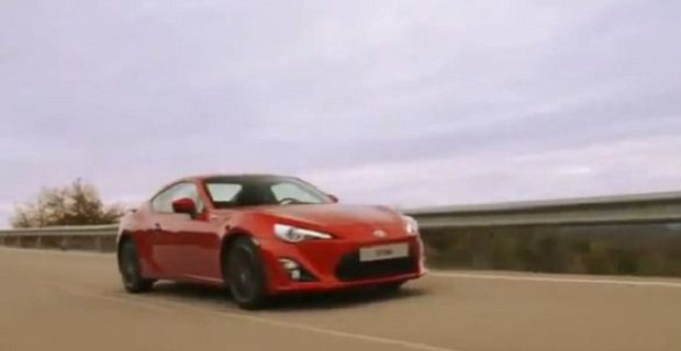 toyota gt86 d s maintenant sur excite fr. Black Bedroom Furniture Sets. Home Design Ideas