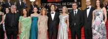 Cannes: glamour et tapis rouge