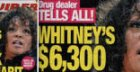 Whitney Houston: la rechute!