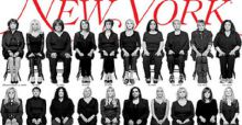 Bill Cosby, couverture du New York Magazine dédiée à ses victimes