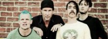 Les Red Hot Chili Peppers au stade de France en Juin