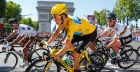 Bradley Wiggins remporte le tour de France