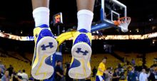 Un nouvel accord mondial entre Under Armour et la NBA