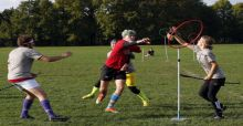 La France championne d'Europe de quidditch