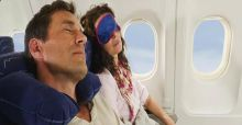 Jet lag, les remèdes du Dr Sleep publiés par British Airways