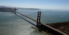 San Francisco : Le Golden Gate Bridge bientôt équipé de filets anti-suicide